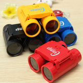 Kid Children's 2.5 x 26 Magnification Toy Binocular Telescope + Neck Tie Strap