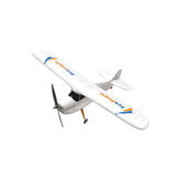 SeaEagle 2.4G 3CH 515mm Wingspan 3-6 Axis 3D Aerobatic EPS FPV RC Airplane RTF