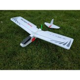 Little Pigeons 800mm Wingspan EPP Ala fija RC Airplane Kit Trainer para principiantes