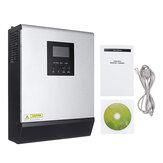 3KVA solare Inverter 24 V 220 V Inverter Onda sinusoidale pura integrata 50A PWM solare Regolatore di carica Batteria Caricabatterie