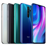 Xiaomi Redmi Note 8 Pro Global Version 6,53 inci 64MP Quad Belakang Kamera 6GB 64GB NFC 4500mAh Helio G90T Octa Core 4G Smartphone