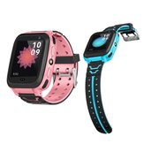 Bakeey DS38 1.44inch touch screen impermeabile LBS Location SOS fotografica Torcia Bambini Smart Watch