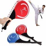 Taekwondo pad de bombo doble objetivo de tae kwon do karate artes de kickboxing traning