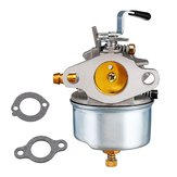 Carburetor with Gasket For QUALCAST SUFFOLK QX With TECUMSEH AQ148 Engine