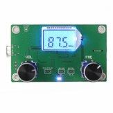 Geekcreit® DSP & PLL digitális sztereó FM rádió vevő modul 87-108MHz soros vezérléssel