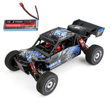 Wltoys 124018 RTR Upgraded 7.4V 2600mAh 2.4G 4WD 60km/h Metal Chassis RC Car Vehicles Models Toys