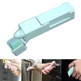 Tragbares Isolationswerkzeug Sicherheit bei der Reise-Desinfektion Vermeiden Sie das Berühren von Türgriffen. Clip Public Elevator Handless Safe Door Press