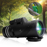40x60 Monocular Outdoor Camping Teleskop HD Zoom Turystyka Night Vision