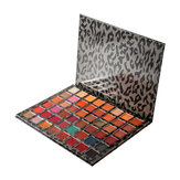 48 Color Eye Shadow Leopard Box Pearly
