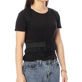 Men Women Sitting Posture Corrector Adjustable Magnetic Back Brace Shoulder Corrector