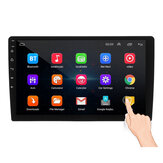 iMars 10.1Inch 2Din voor Android 8.1 Autoradio Radio MP5 Player 1 + 16G IPS 2.5D Touchscreen GPS WIFI FM