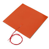 1400 w 240 V 400 * 400 mm Silicone Heater Bed Pad voor 3D-printer zonder gat