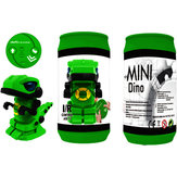 Mini Dino 2CH Smart Dinasour Can Infrared Control RC Robot Toy Gift For Children