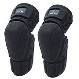 1 Pair Outdoor Moto Knee Pad Motorcycle Bicycle Black Protector Pads Knee Protective Guards