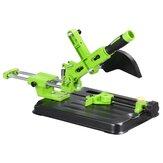 Suporte para esmerilhadeira angular MINIQ Suporte para esmerilhadeira angular Ferramenta para marcenaria DIY Suporte para esmerilhadeira Dremel Ferramentas elétricas