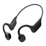 S.wear DG08 Wireless bluetooth 5.0 Headset Bone Conduction Headphone Flexible QCC3003 APT Stereo IPX6 Waterproof Sports Earhooks