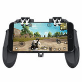 H9 Gamepad Game Controller Fire Stick for PUBG Mobile Games with Cooler Cooling Fan Trigger Shooter Joystick
