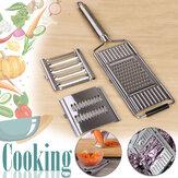 Multi-Purpose Vegetable Slicer Peeler Kitchen Tool Stainless Steel Grater