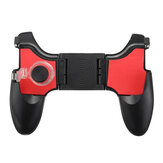 5 In 1 Joystick Gamepad Controller Fire Shooter Button Trigger for PUBG for iOS Android Mobile Phone Games