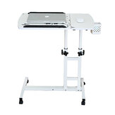 Computer Lazy Laptop Desk Height Adjustable Bed Folding Lifting Rotating Bedside Mobile Creative Writing For Home Office