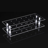 21 gaten acryl transparant Lollipop Stand Party Candy Cupcake Display Rack