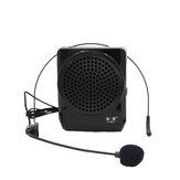 JIY Hoparlör 25W Taşınabilir Profesyonel Megafon Loud Voice Amplifikatör Megafon ile Mikrofon Öğretmen Tur Rehberi Kullanımı için