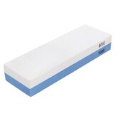 1000/6000 2 Side Grit Sharper Pebble Premium Whetstone Knife Sharpening Stone And NonSlip Bamboo Base Set