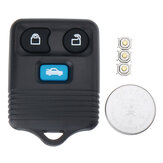 Nieuw voor Ford Transit MK6 Connect 2000-2006 Remote Key Fob Case Shell