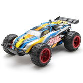 PXtoys 9601 2.4G 1/22 RC Buggy Speed Storm Blue Red Remote Control Car