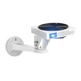 Suporte do projetor suporte de cabeceira na parede suporte telescópico rolamento 1.5 KG Para Xgimi Jmgo