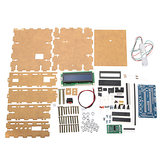 DIY 3kg Electronics Scales Bracket Kit 3kg Weighing Sensor Acrylic Shell