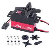 JX PDI-2535MG 25g Servo de queue numérique à engrenages métalliques pour RC TREX Align450500 ALZRC Devil 420380505 hélicoptère
