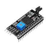 3Pcs IIC/I2C/TWI/SPI Serial Port Module 5V 1602LCD Display Geekcreit for Arduino - products that work with official Arduino boards
