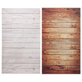 3x5ft 0.9x1.5m Wood Grain Thin Studio Photo Props Backdrop Photography Background