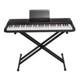 TheONE Akıllı Taşınabilir Piyano Standı X Elektrikli Klavye için Standı
