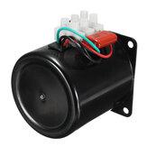 60KTYZ 220V Elektrikli Senkron Motor 30/50/80/100 rpm 14W Kalıcı Mıktanıs Motor