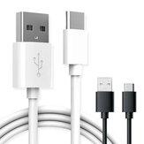 1m 2m 3m Type-C kabel do ładowania przewód zasilający do PS5 na konsolę Playstation 5 kontroler do gier na Xbox Gamepad