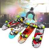Finger Board Deck Truck Skateboard Toy Boy Niño Fiesta Juguetes