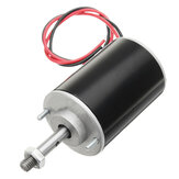 12/24V 30W High Speed Permanent Magnet Mute Metal DC Motor CW/CCW For DIY Generator