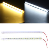 30CM 4.2W DC12V LEIDENE Rigid Strip Light 21 SMD 5630 Aluminiumlegering Shell Cabinet Lamp Bar
