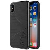 NILLKIN Support Wireless Charging With Magnetic Protective Case for iPhone X