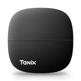 Tanix H2 Hi3798M V110 LPDDR4 2GB RAM 16GB ROM 2.4G WiFi Android 9.0 4K @ 60fps HD H.265 TV Box