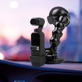 Sunnylife OSMO Pocket Gimbal Expansion Bracket with Car Suction Mount Holder Adatper Accessories for DJI
