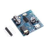 Placa decodificadora de bluetooth MP3 sin pérdida Coche Audio de altavoz Amplificador Placa modificada DIY Audio Receptor 4.1 Módulo