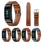 Bakeey Genuine Leather Watch Strap Smart Watch Band for Huawei B5 Smart Watch