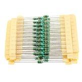 1 / 4W 1UH-1MH 360pcs 12 Valeurs 0307 Color Ring Inductor Pack Code de couleur couramment utilisé inducteur 30pcs Chaque valeur