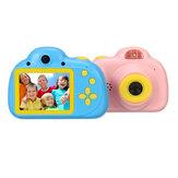 1080 P HD 24MP 8X 2.4 İnç Ekran Çocuklar El Dijital Mini Camara Fotoğraf Kamera Video Vlog Kamera Çocuk Oyuncakları