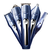 12 in 1 Multifunctional Hair Clipper Razor Body Hair Cutter Carving Electric Trimmer With 4Pcs Limiting Combs Base