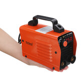 Minleaf ZX7-250 250A 220V Mini Electric Welding Machine Portable Digital Display MMA ARC DC Inverter Plastic Welder Weld Equipment