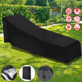 Original              Waterproof Dust-Proof Furniture Chair Sofa Cover Protection Garden Patio Outdoor Cover Garden Balcony Deck Chair Shed